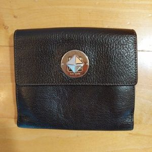 Kate Spade Brown Leather Wallet